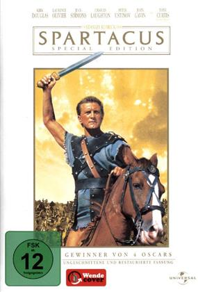 Spartacus (1960) (Special Edition, 2 DVDs)
