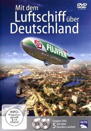 Mit dem Luftschiff über Deutschland