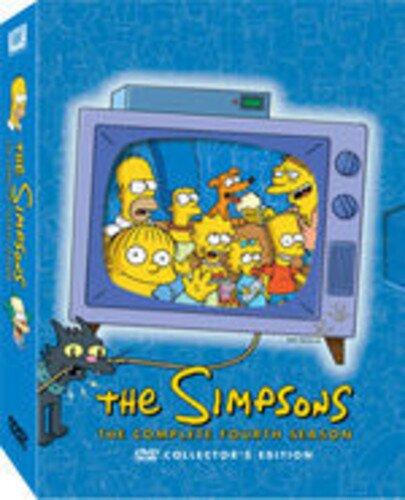 The Simpsons - Season 4 (4 DVDs)