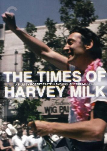 The Times of Harvey Milk (Criterion Collection, 2 DVDs)