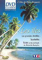 Les îles - les grandes Antilles (DVD Guides, Édition Prestige, Deluxe Edition, 3 DVDs)
