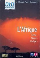 L'Afrique: Kenya - Maroc - Sénégal (DVD Guides, Deluxe Edition, 3 DVD)