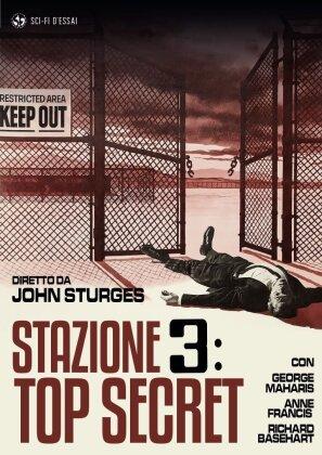 Stazione 3: Top Secret (1965) (Sci-Fi d'Essai)