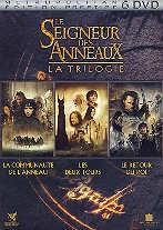 Le seigneur des anneaux - La Trilogie (6 DVDs)