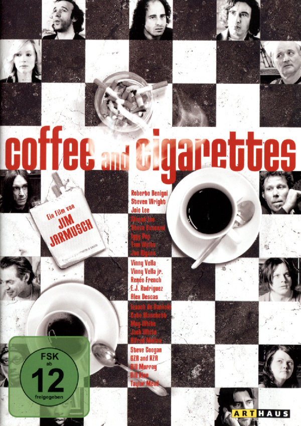 Coffee & Cigarettes (2003) (Arthaus)