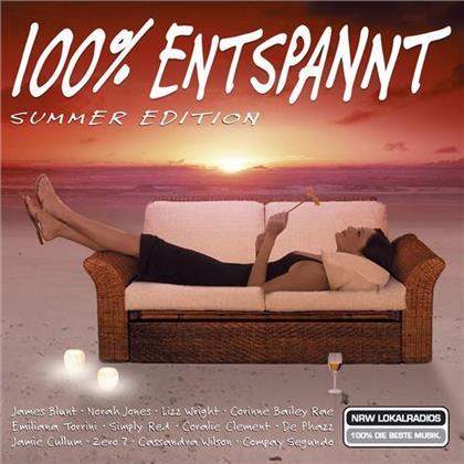 100 Prozent Entspannt - Various 2 (2 CDs)