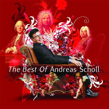 Andreas Scholl & Various - Best Of Andreas Scholl