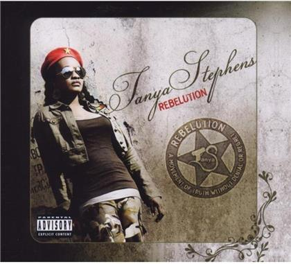 Tanya Stephens - Rebelution (CD + DVD)
