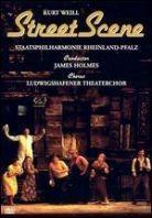 Philharmonic Orchestra Rhineland-Palatinate & Klaus Thielitz - Weill - Street scene