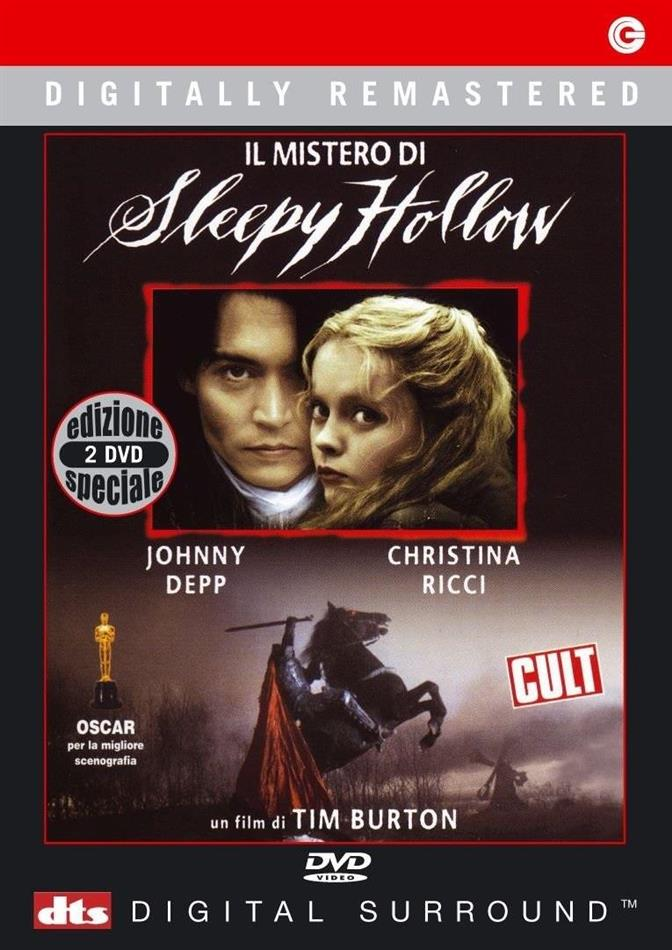 Il mistero di Sleepy Hollow (1999) (Special Edition, 2 DVDs)