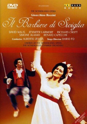 Netherlands Chamber Orchestra, Alberto Zedda, … - Rossini - Il barbiere di Siviglia (Arthaus Musik)