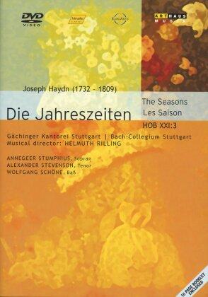 Joseph Haydn (1732-1809) - Die Jahreszeiten
