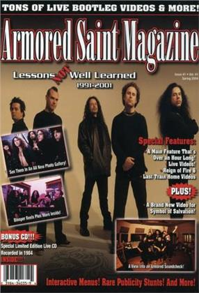 Armored Saint - Armored Saint - Lessons Not Well Learned (Edizione Limitata, 2 DVD)