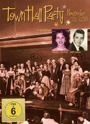 Various Artists - Town Hall Party - Vol. 1
