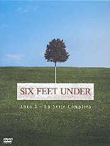 Six feet under - Stagione 2 (5 DVD)