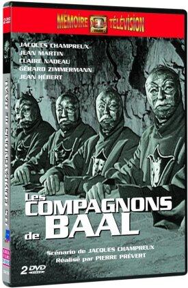 Les compagnons de Baal (Mémoire de la Télévision, Box, s/w, 2 DVDs)