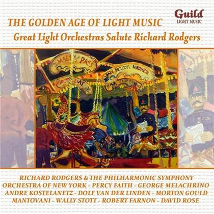 Various & Richard Rodgers - Great Light Orchestras Salute R. Rodgers