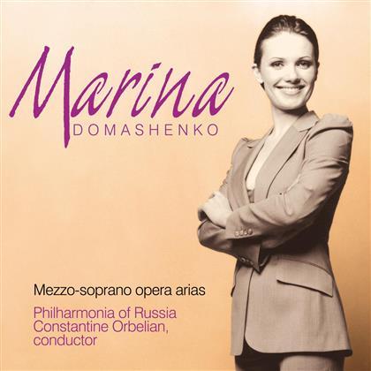 Various, Constantine Orbelian, Marina Domashenko & Philharmonia of Russia - Mezzo-Soprano Opera Arias