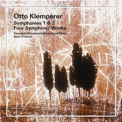 Po Rheinland Pfalz & Otto Klemperer - Marcia Funebre, Merry Waltz