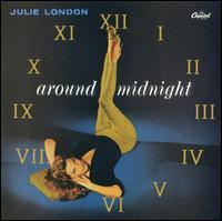 Julie London - Around Midnight (Japan Edition)