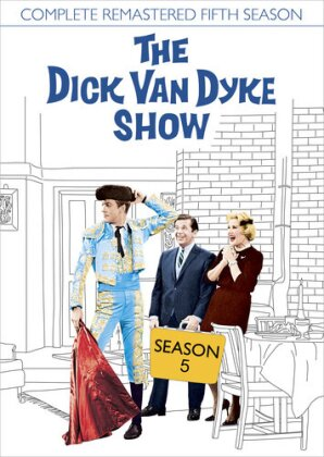 The Dick Van Dyke Show - Season 5 - The Final Season (b/w, Remastered, 5 DVDs)