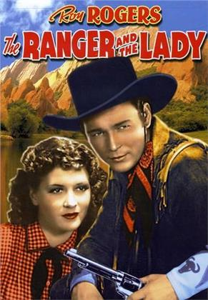The ranger and the lady (n/b)