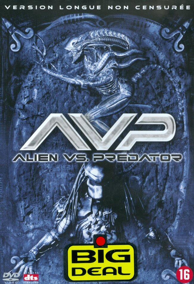 Alien vs. Predator (2004) (Unzensiert, Langfassung)