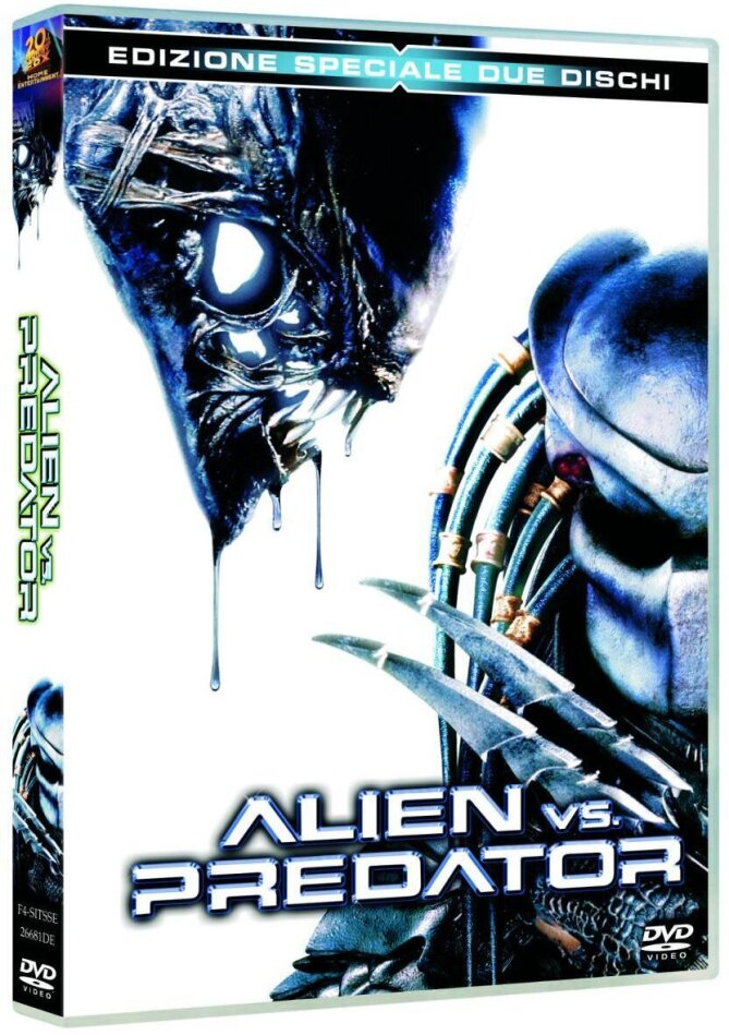 Alien vs. Predator (2004) (Special Edition, 2 DVDs)