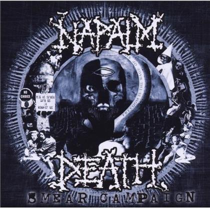 Napalm Death - Smear Campaign - Jewelcase