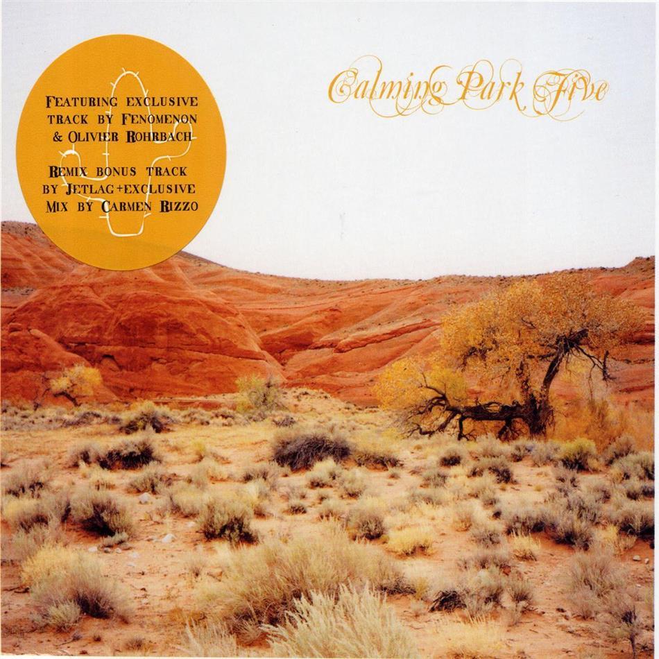 Calming Park - Various 5