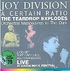 Joy Division - Live Leigh Rock Festival (2 CDs)