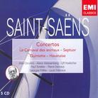Various & Camille Saint-Saëns (1835-1921) - Konzerte / Etc (5 CDs)