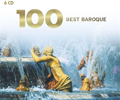 Various & Various - 100 Best Baroque Music (6 CD)