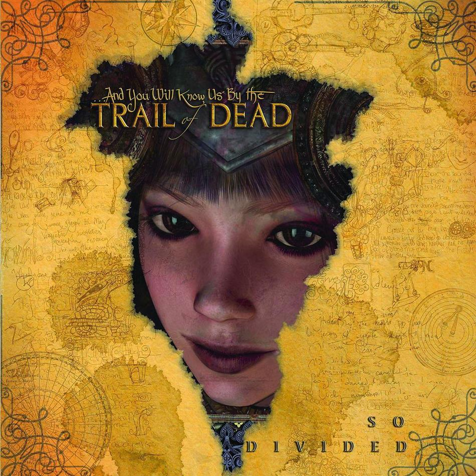 And You Will Know Us By The Trail Of Dead - So Divided (Euro Edition)