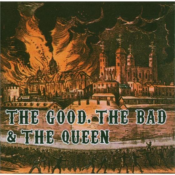 The Good The Bad & The Queen (Albarn/Simonon/Allen/Tong) - --- (2007)