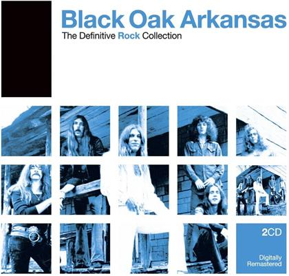 Black Oak Arkansas - Definitive Rock