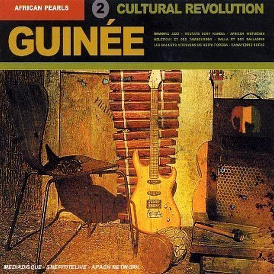 African Pearls - Vol. 2 - Cultural Revolution (2 CDs)