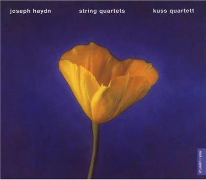 Kuss Quartet & Joseph Haydn (1732-1809) - Mfy/String Quartets