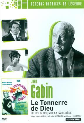 Le tonnerre de Dieu (1965) (acteurs actrices de légende, Edizione Restaurata, n/b)