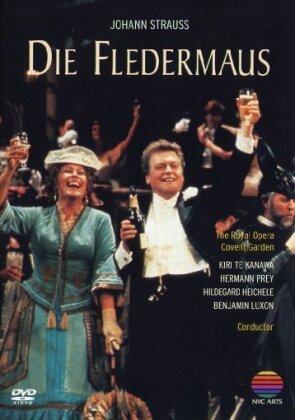 Orchestra of the Royal Opera House, Plácido Domingo, … - Strauss - Die Fledermaus