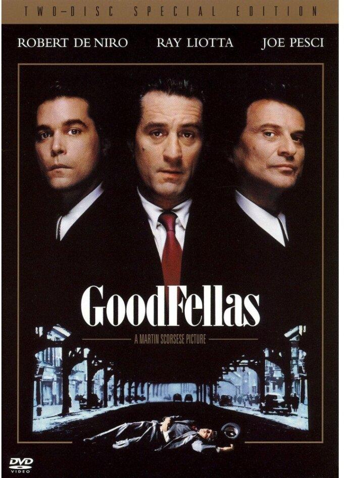 Goodfellas (1990) (Edizione Speciale, 2 DVD)