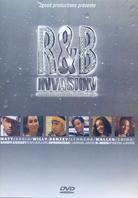 R&B Invasion -  (DVD + CD)