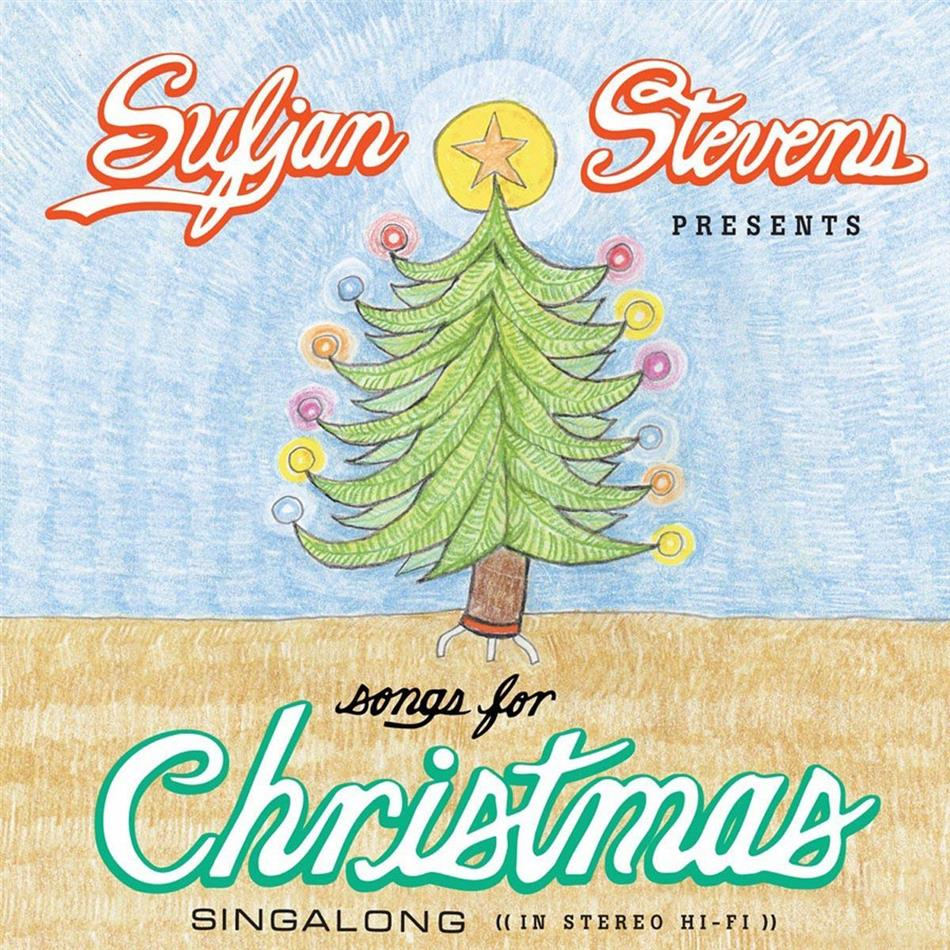 Sufjan Stevens - Songs For Christmas - Box (5 CDs)