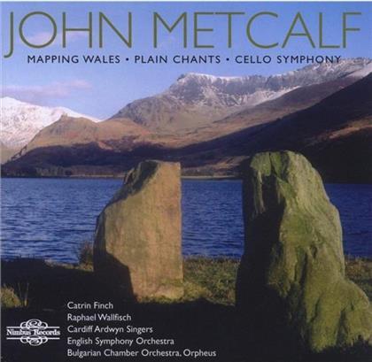 Finch Catrin (Harfe), U.A. & John Metcalfe - Cello Syphony, Mapping Wales,