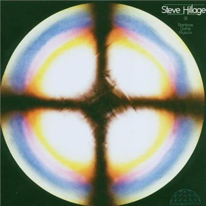 Steve Hillage - Rainbow Dome Musick - Bonus Tracks (Remastered)