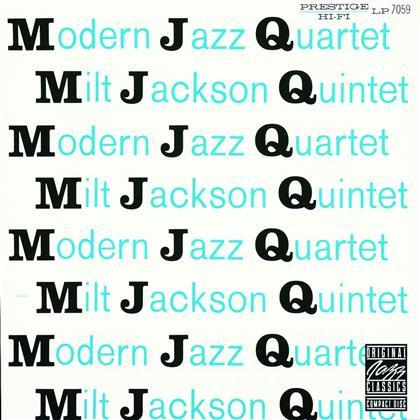 The Modern Jazz Quartet - Milt Jackson Quintet