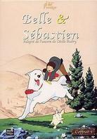Belle et Sébastien - Partie 1 (Coffret, Édition Collector, 5 DVD)