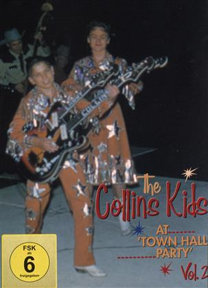 The Collins Kids - At town hall party 2