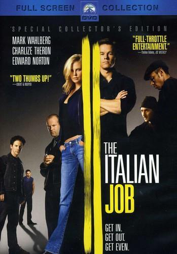 The Italian job - (Fullscreen) (2003)