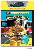 Real Wheels: - There goes a rescue hero (with toy)